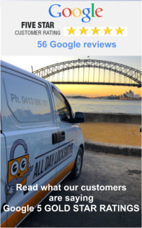 All Day Locksmiths Services Google Reviews